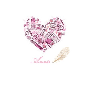 coeur-des-produits-de-maquillage-rgls-41813020